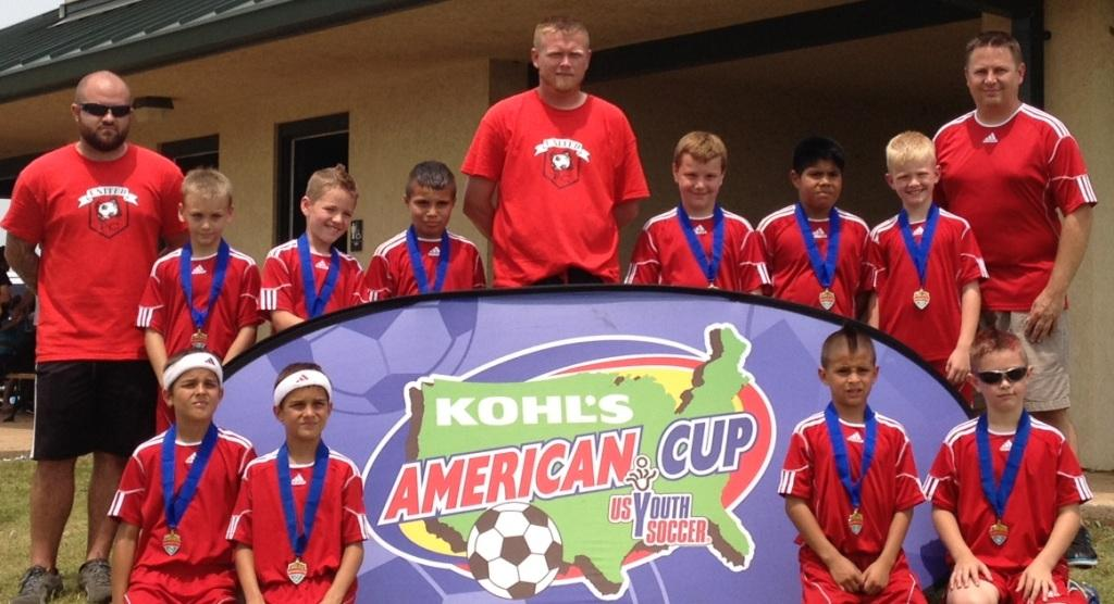 FC United 02 - State Cup 2012