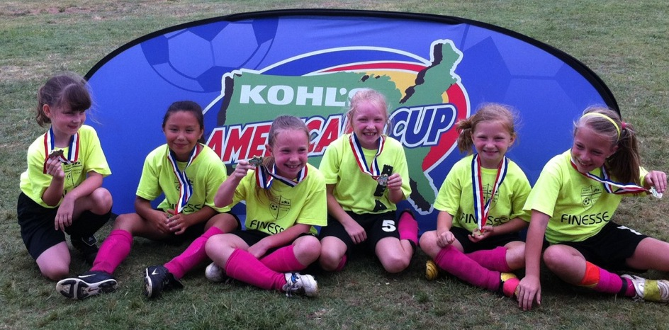 FTG Finesse - State Cup April 2012
