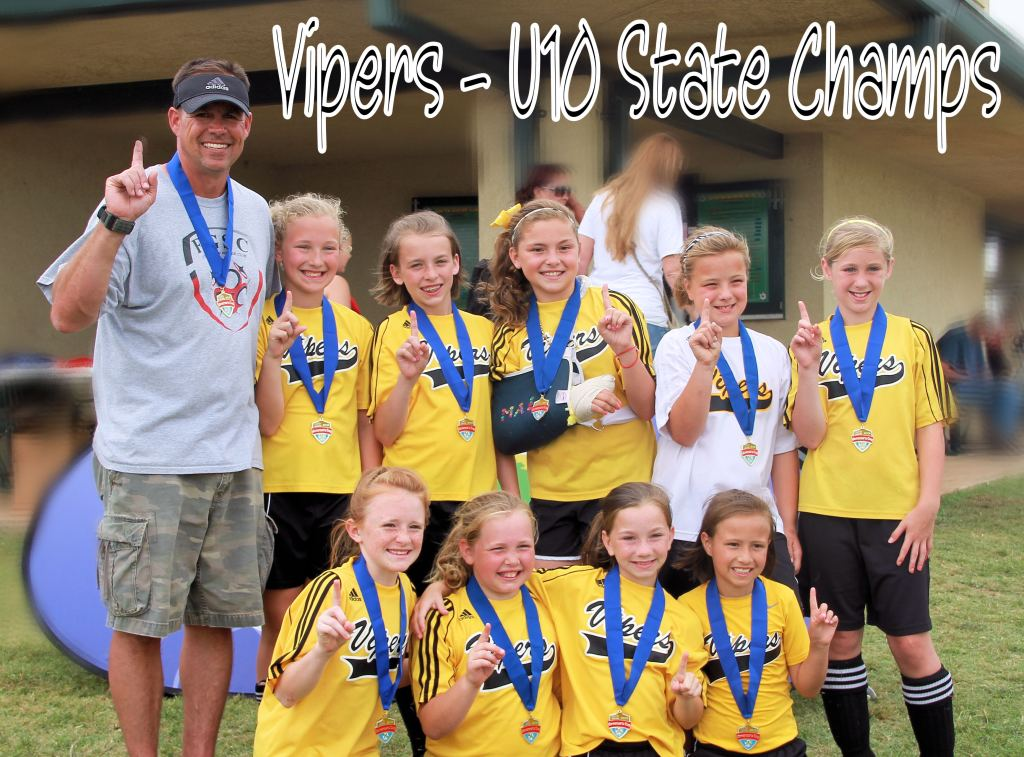 Vipers - State Cup 2012
